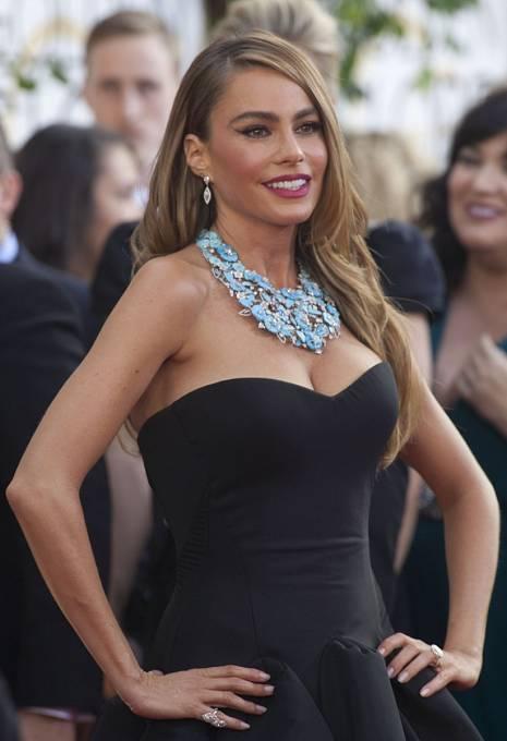 Sofia je i po čtyřicítce neskutečně sexy.