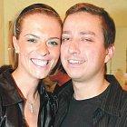 Petr Bende se se Zuzanou seznámil před dvěma roky na Velehradě.