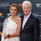 Richard Geere a Alejandra Silva, věkový rozdíl 34 let