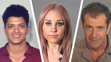 Celebrity za mřížemi