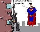 Hm... trapný Batmane.