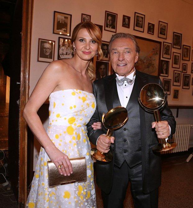 Ivana strávila s Karlem Gottem téměř dvacet let.