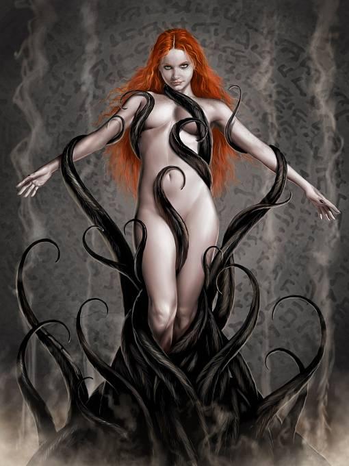 Lilith byla údajně první stvořenou ženou. Nakonec se ale vzepřela boží vůli a nahradila ji Eva.
