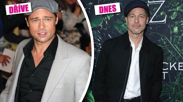 Brad Pitt má do své dřívější formy daleko.