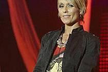 Tereza Pegnerová moderovala ceny Anděl 2009