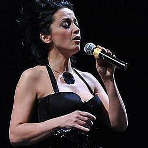 Lucie Bílá na koncertu v Ústí