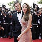 Brad Pitt a Angelina Jolie - slavný pár na koberečku
