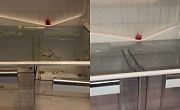 Jak ze špinavé lednice udělat zářivě čistou?