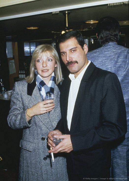 Mary měla vlastní rodinu, ale na Freddieho si udělala čas vždycky.