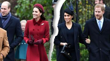 Meghan Markle, Princ Harry, Kate Middleton, princ William