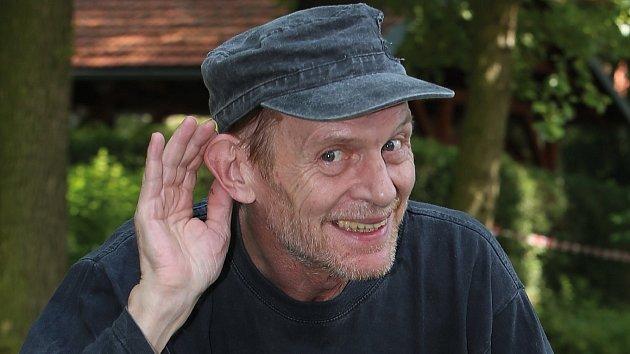 Herec Jiří Schmitzer