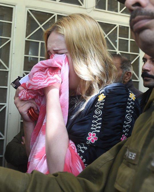 Tři roky uplynuly od doby, kdy byla Tereza Hlůšková zadržena na letišti v pákistánském Láhauru.