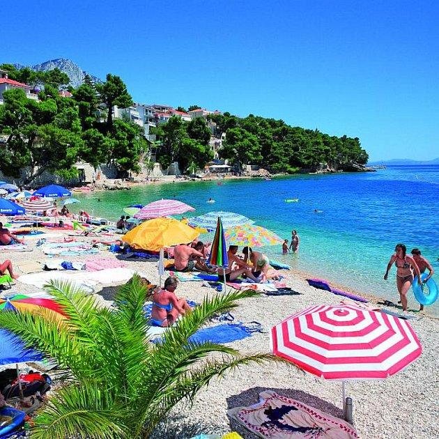 Jednou z nejvyhledávanějších destinací v Chorvatsku je Makarská riviéra.