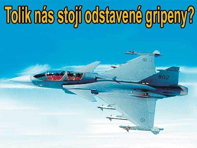 Stíhačka Gripen