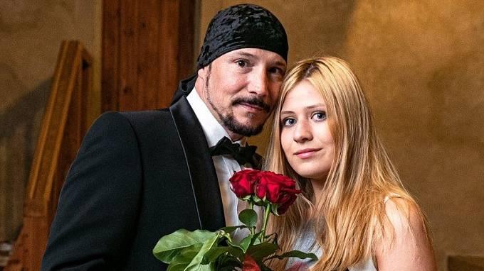 Bohuš Matuš manželka Lucinka