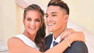 Novomanželé se snažili celou svatbu pořádanou v Monaku utajit.