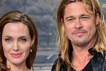Ač na to příliš nevypadá, Brad Pitt oslaví padesátiny. Po boku Angeliny Jolie.