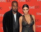 Kanye West a Kim Kardashianová