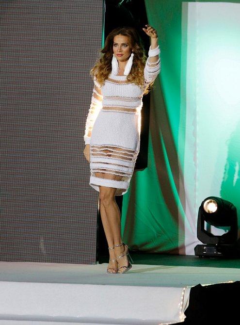Andrea Verešová je jednou z našich nejznámějších modelek.