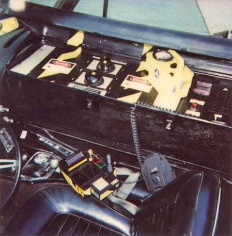 Stroj času zabudovaný v autě