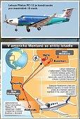 Vamerické Montaně se zřítilo letadlo.