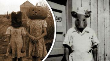 Děsivé halloweenské kostýmy