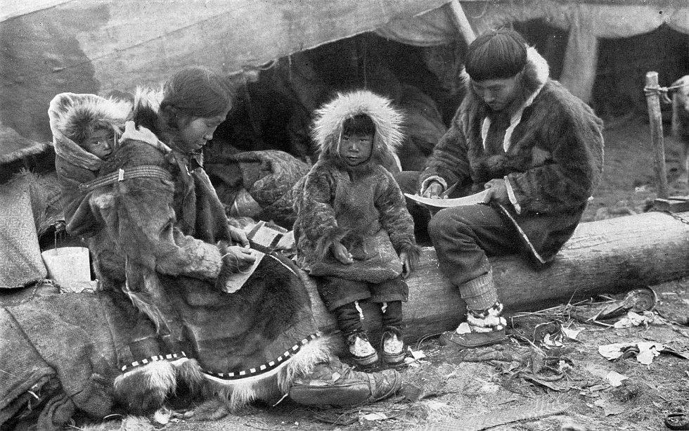 Život dávných Inuitů je dodnes velkou záhadou.