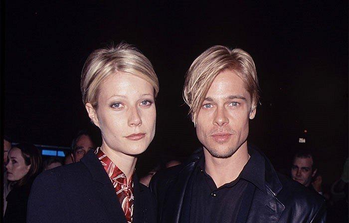 Brad Pitt a Gwyneth Paltrow
