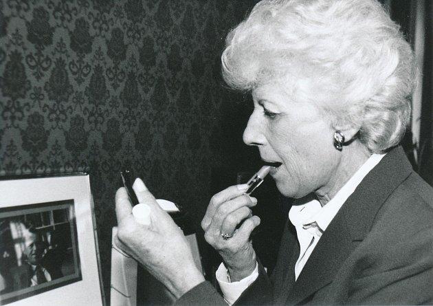 Olga Havlová ipo smrti zůstala milovanou ženou Václava Havla.