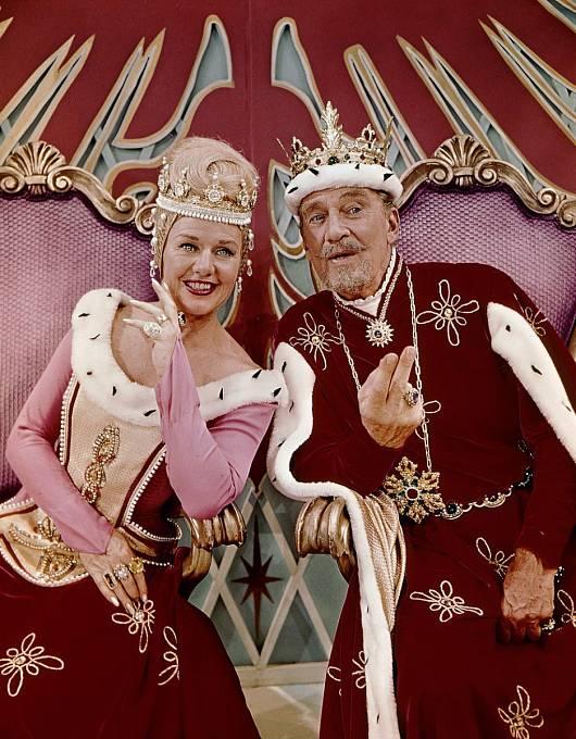 54 let: Muzikálem Popelka (1965) se rozloučila se světem filmu.