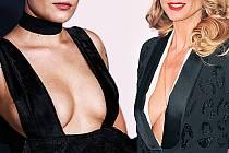 Obě slavné krásky předvedly dost. Která je víc sexy?