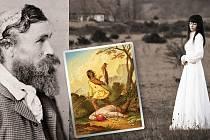Skalpovaný muž přežil jen díky podivnému zjevení.