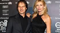 Pavol Habera s manželkou