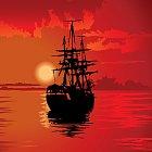 Tajemné plavidlo má vkanadských pověstech už dávno pevné místo.