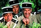 Fougass aCruchot. Četník vevýslužbě (1970) je posledním filmem, kde se Jean představil vpolicejní uniformě.