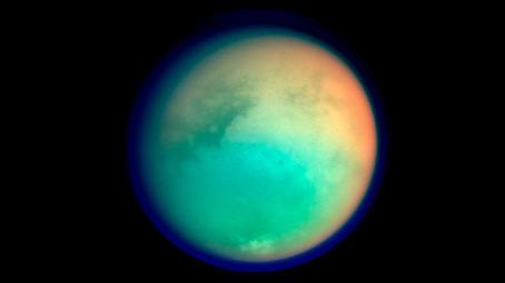 Měsíc Titan