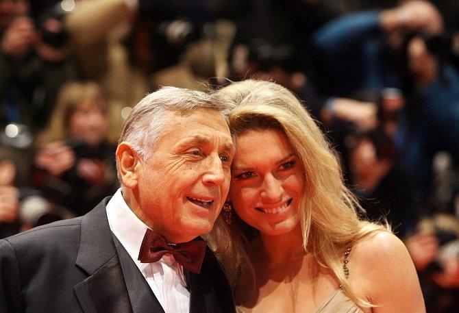 Olga Menzelová oslavila v lednu 43. narozeniny.