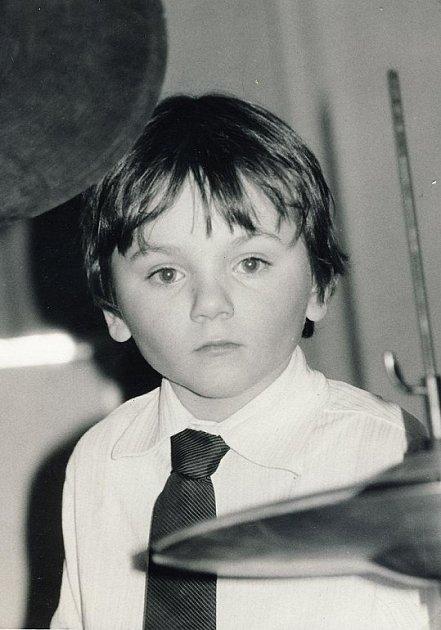 Byl to takový roztomilý chlapeček.