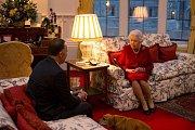 Královnina místnost na hradě Windsor