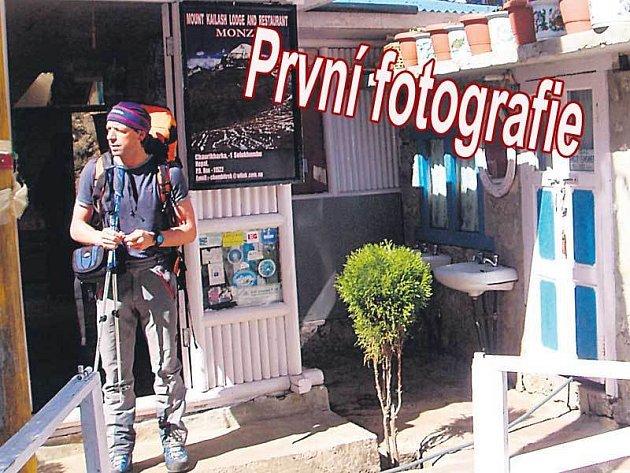V typické tibetské vesnici by nikdo nehádal, že se Bém pohybuje ve vysoké politice.