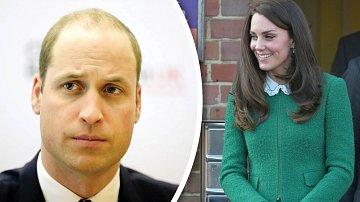 Vévodkyně Kate chce mít šest dětí, ačkoli její zdraví je proti...