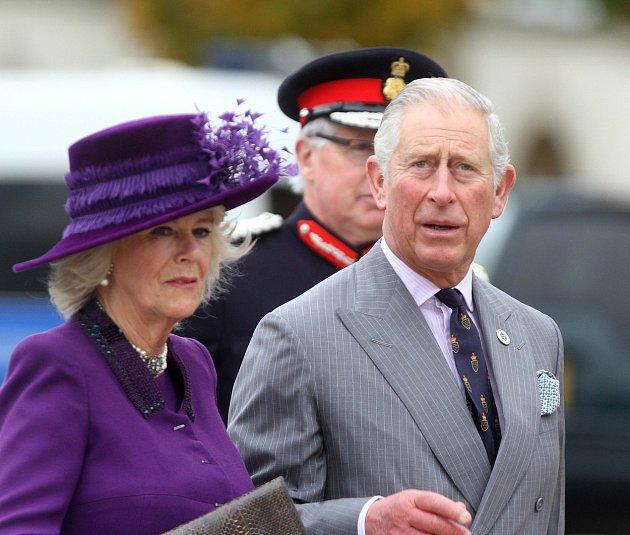 Princ Charles smanželkou se těší, až se stanou nejdůležitějším párem Británie.