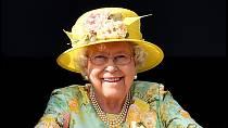 Manželé dali královně vědět o narození malé Lilibet jako jedné z prvních.