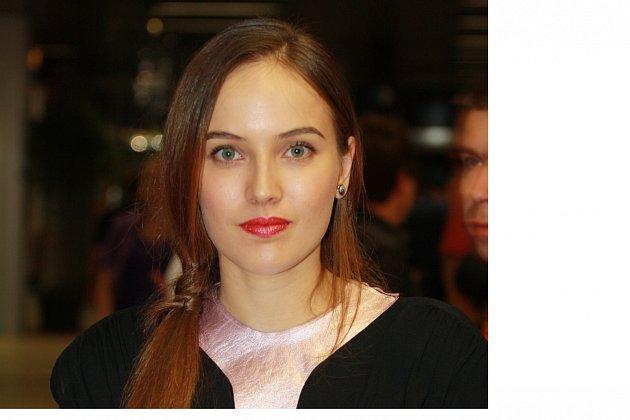 Herečka Tereza Voříšková