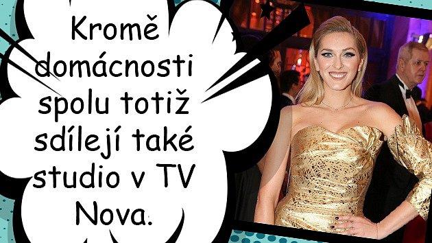 Moderátorka Zora Hejdová mění rádiovou stanici, bude pracovat se svým manželem.