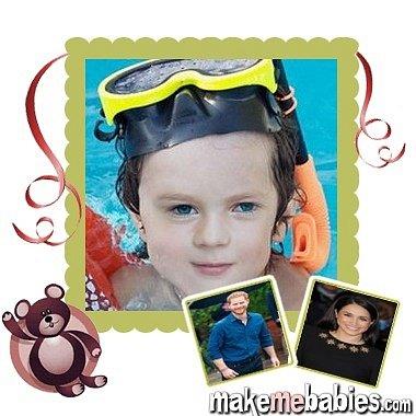Takhle by mohl vypadat další syn Harryho a Meghan