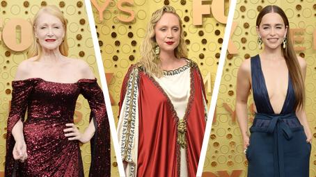 Emmy 2019: Šaty červeného koberce
