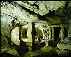 Podzemní prostory jsou překvapivě rozlehlé aještě ne zcela zmapované.