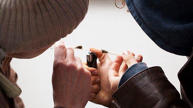 Kouření marihuany není jenom zábava.