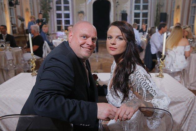 Svatba na první pohled, Štěpánka Hadenová, Pavel Dlesk
